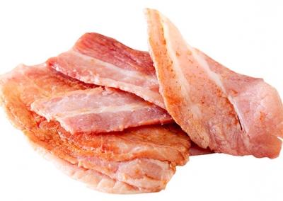 Tranchetes de Bacon Crispy