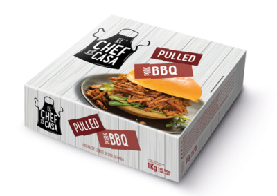 Pulled Pork BBQ Box