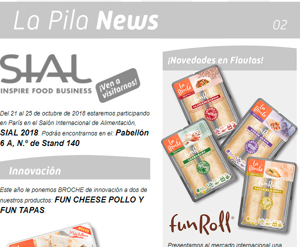 Newsletter nº2