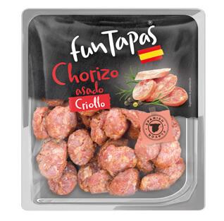 Fun Tapas chorizo asado criollo