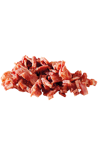 bacon crispy bits