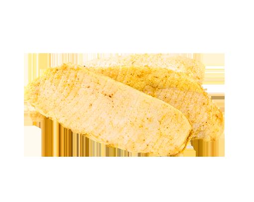 Tiras de pollo asadas Tandoori
